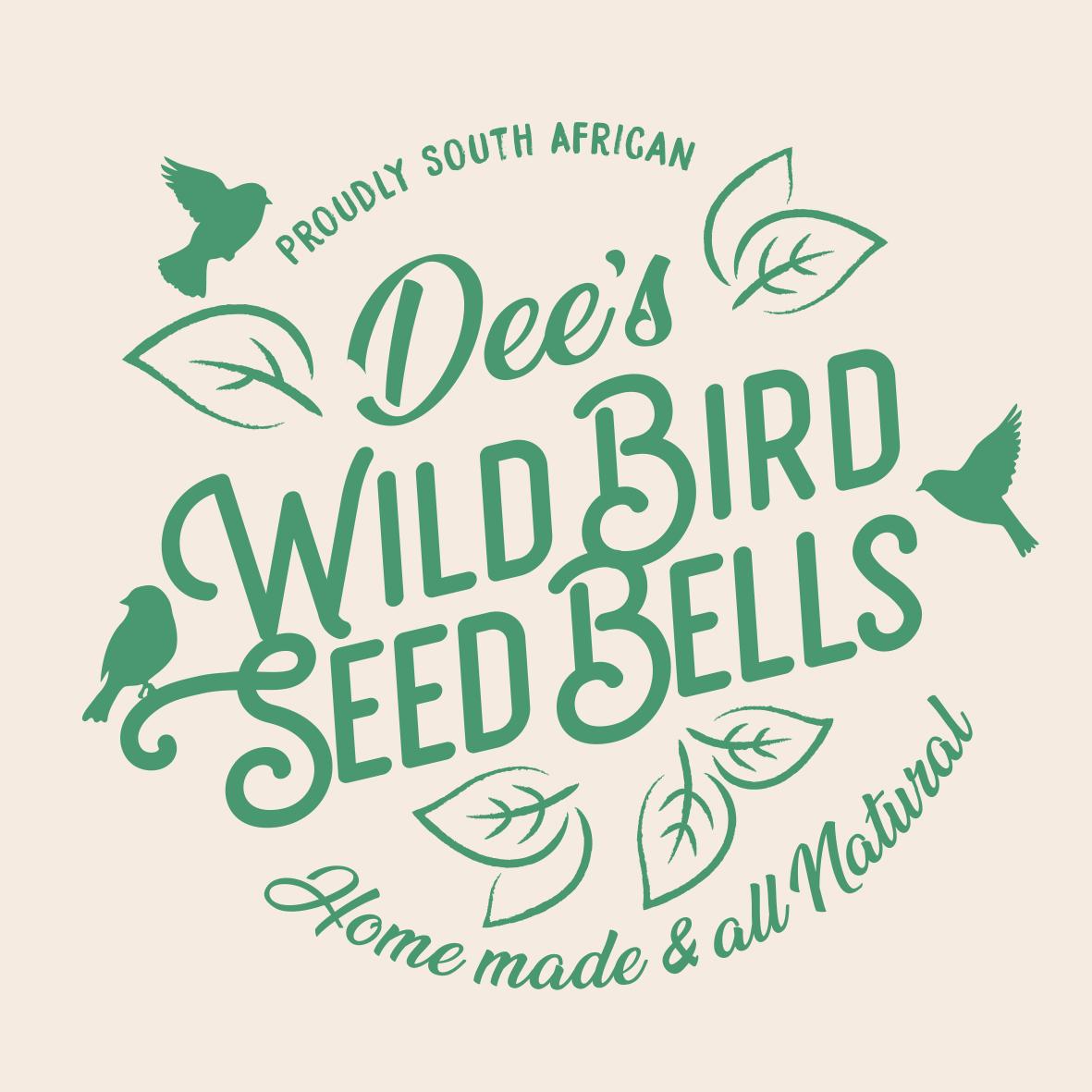 Dees Wild Bird Seed Bells